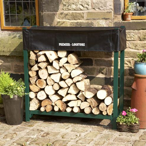 Picture of Lesser Great Elm Log Store