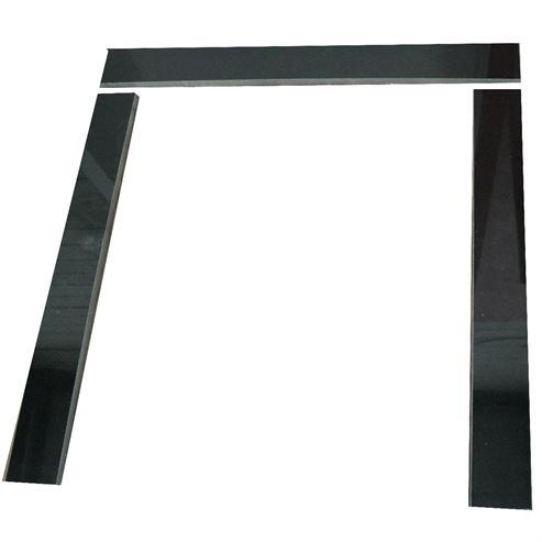 Picture of Black Granite Fillet - 3 Slips